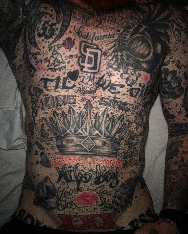 TattedGingy