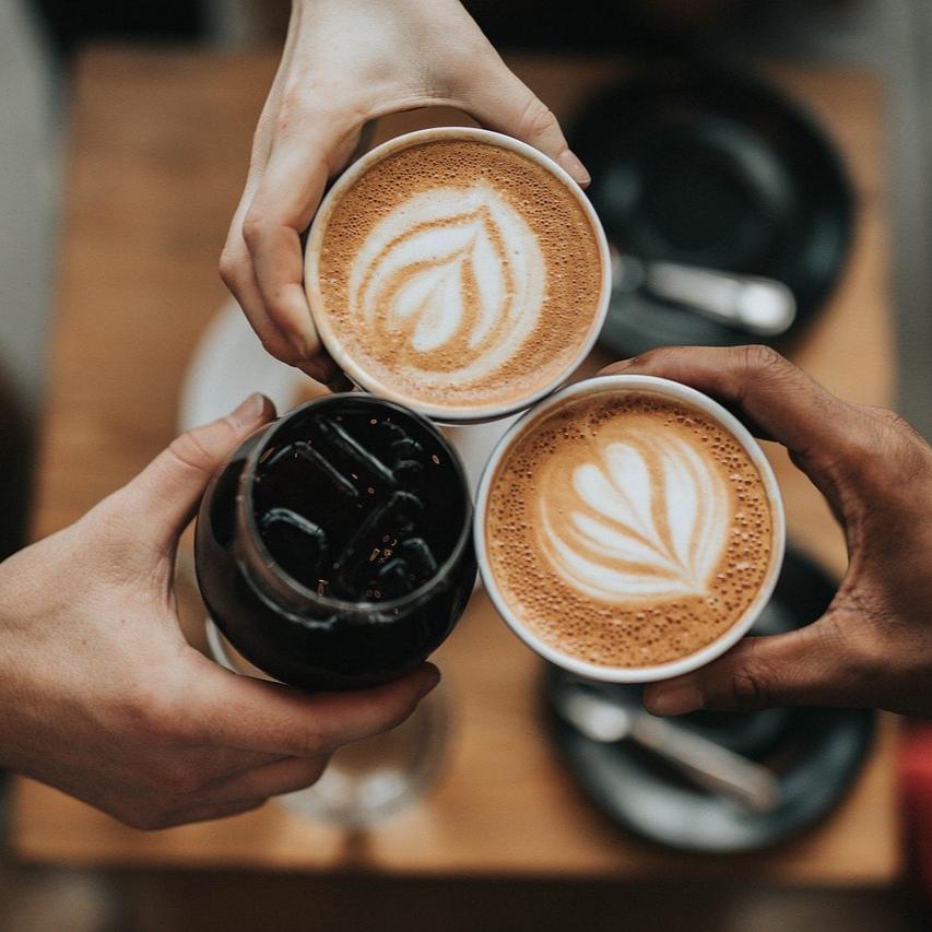 Enjoy freshly brewed coffee at 20% off's Avatar